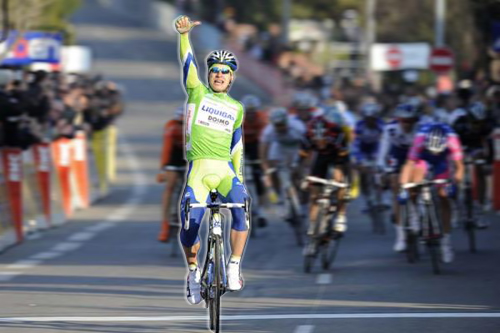 Peter Sagan sur Paris-Nice