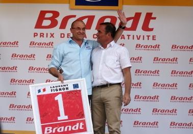 Hommage à Laurent Fignon