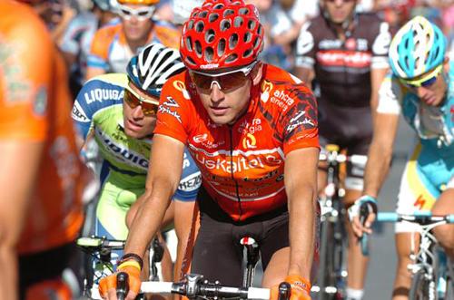 Igor Anton, leader malchanceux sur la Vuelta 2010