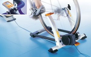 Le home-trainer Tacx Flow
