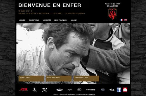 Inscrivez-vous à Paris-Roubaix Challenge 2011