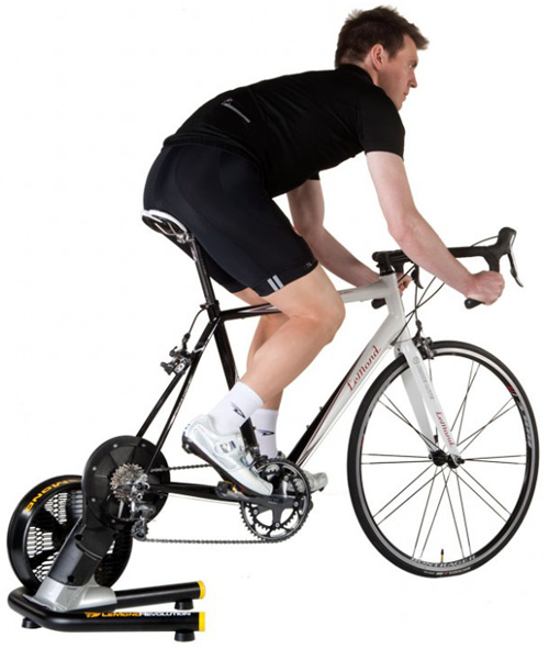 Le Home-Trainer Revolution par LeMond Fitness