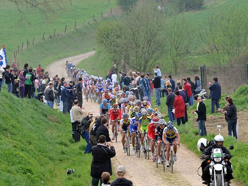 Paris-Roubaix Challenge 2011