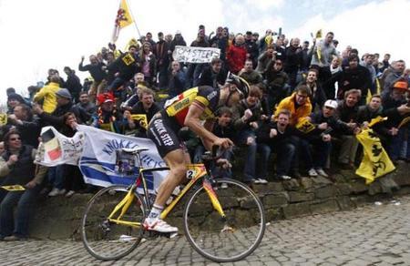 Tom Boonen, spécialiste du Tour des Flandres