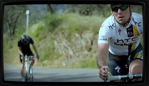 Défiez Mark Cavendish avec Oakley