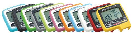 Le compteur SRM est disponible dans de nombreuses couleurs