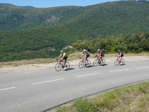 Préparez vos stages cyclistes ...