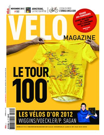 Vélo Magazine, le leader des magazines de cyclisme