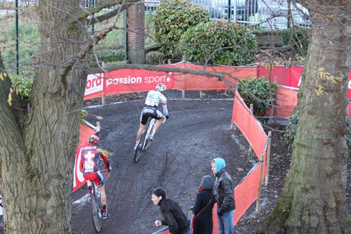 Coupe du Monde Cyclo-Cross Roubaix 2012, Niels Albert