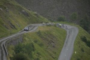 L'Arvan-Villard 2012, courrue sous des trombes d'eau !
