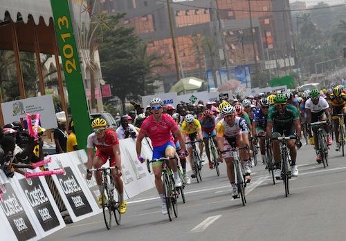 Andrea Palini vainqueur de la seconde étape