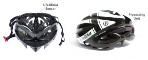 Le casque capteur de fréquence cardiaque
