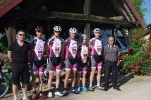 La belle équipe du CC Verlinghem !