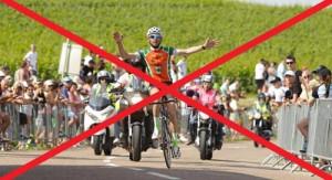 Le champion de France Ufolep suspendu !