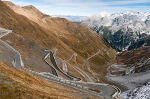 Le Stelvio sera au rendez-vous dans les Dolomites
