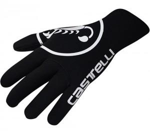 Les gants Castelli Diluvio