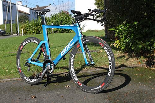 Vélo de contre-la-montre BMC TM02