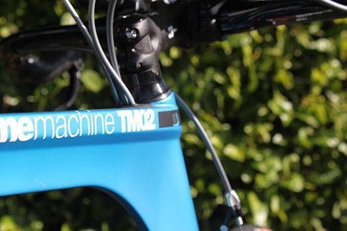 BMC TM02, un vélo CLM d'entrée de gamme