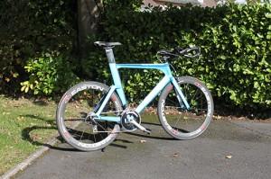 Le BMC TM02, un vélo de CLM efficace !