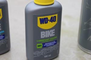 La marque WD40 se lance dans le vélo !