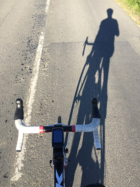 Reprise du vélo après mon opération