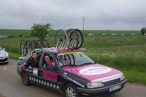 Les Routes de l'Oise 2015 en voiture !