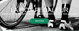 Découvrez la nouvelle box pour cycliste : Pédaleur