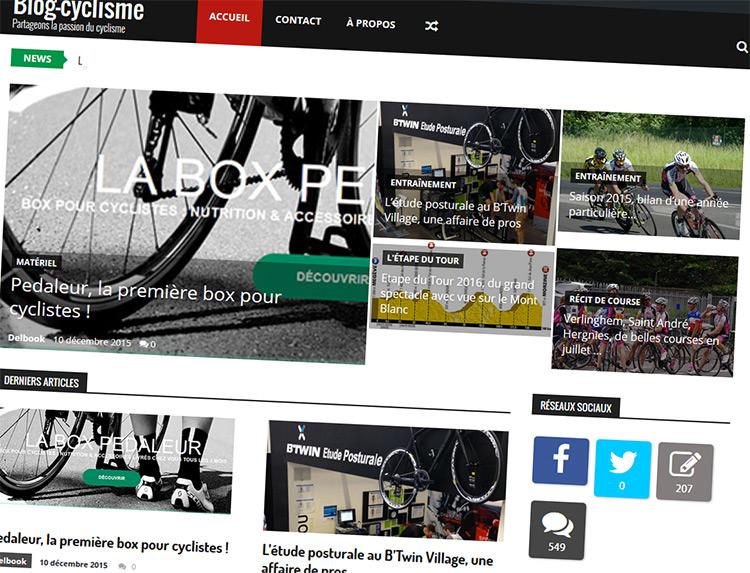 Voici le nouveau design de blog-cyclisme.fr