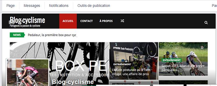 Blog-cyclisme.fr est sur Facebook
