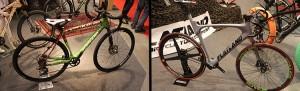 Les vélos originaux du salon Velofolies