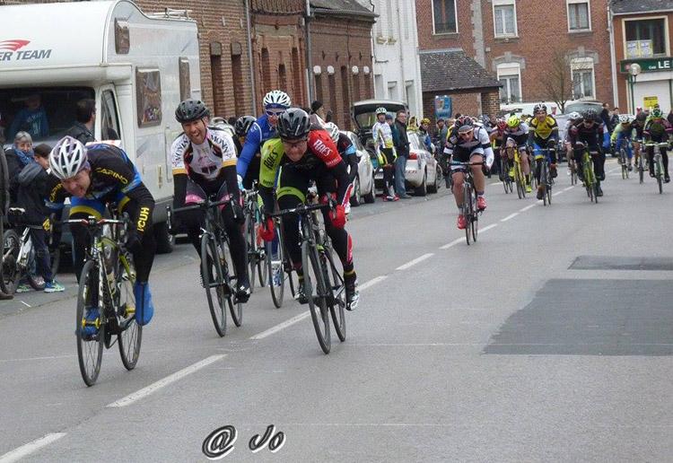 Super sprint de Franck à Bousies !