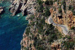 Les paysages de la Corse sont fabuleux...