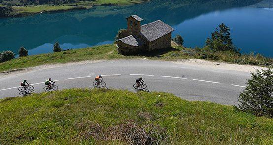 La Haute Route des Alpes 2017