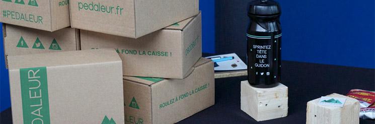 Découvrez la box Pédaleur dédiée aux cyclistes