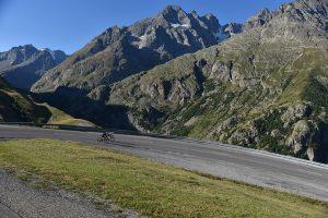 La descente à bloc du Lautaret, Haute Route Alpes 2017