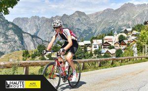 L'Alpe d'Huez par Villard-Reculas sur la Haute Route des Alpes