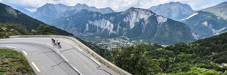L'Alpe d'Huez en contre-la-montre sur la Haute Route 2017