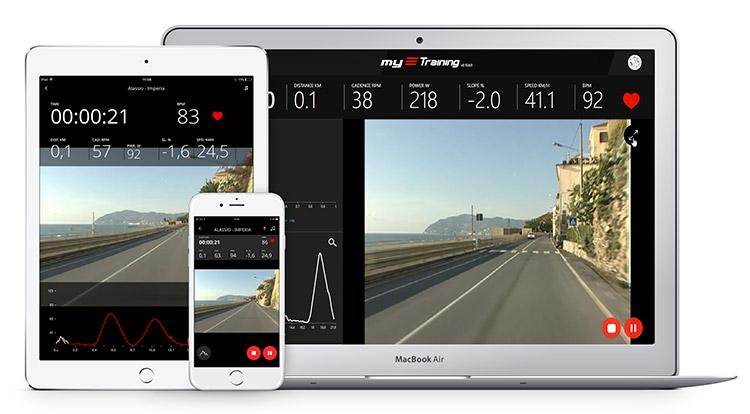 L'option RealVidéo permet de rouler en live !