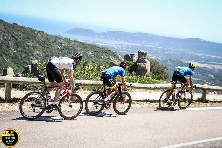 Traversez la Corse à vélo avec Explore Corsica !