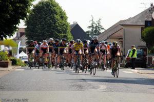 Le peloton des Routes de l'Oise encore bien groupé !