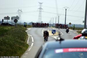 Première échappée sur les Routes de l'Oise 2018