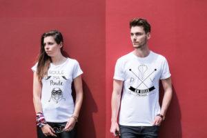 Offrez un t-shirt Pti'Vélo pour Noël !