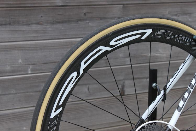 Les roues RAR Even 50 sont tout simplement un régal à rouler !