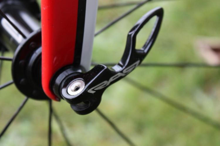 Les finitions des roues RAR sont de très bonne facture...