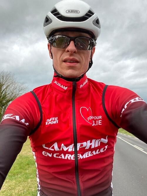Un nouveau maillot pour 2020, au sein de la 3C Team !