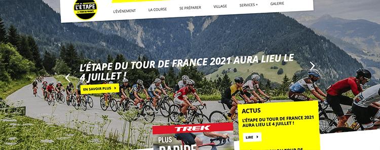 L'étape du Tour 2021 se déroulera le 4 juillet à Nice