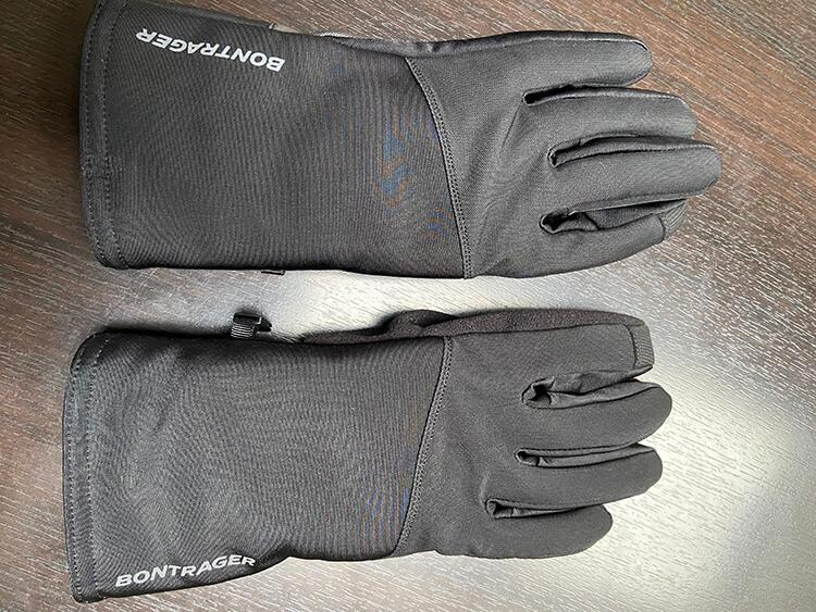 Les gants Bontrager Velocis Winter affichent une qualité de fabrication de très haut niveau