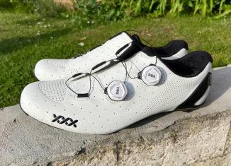 Test des chaussures Bontrager XXX pour route